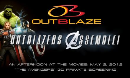 Outblaze Avengers