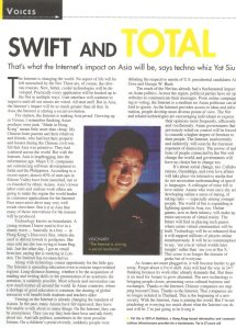 Asiaweek Year 2000